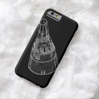 Coque iPhone 6 Barely There Cas de l'iPhone 6 de capsule de Gémeaux