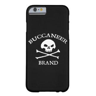 Coque iPhone 6 Barely There Cas de l'iPhone 6 de marque de Buccaneer