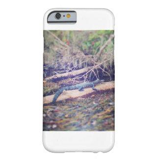Coque iPhone 6 Barely There Cas de téléphone d'alligator de la Floride