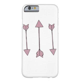 Coque iPhone 6 Barely There Cas de téléphone de flèche