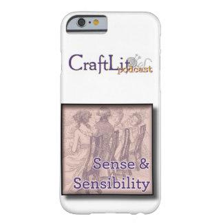 Coque iPhone 6 Barely There Cas de téléphone de livre de CraftLit