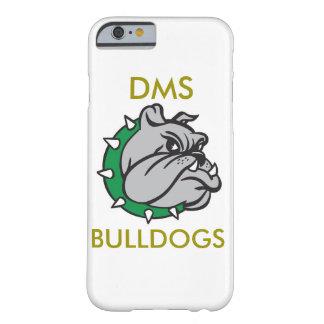 Coque iPhone 6 Barely There Cas de téléphone de mascotte de DMS