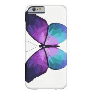 Coque iPhone 6 Barely There Cas de téléphone de papillon