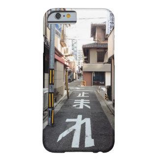 Coque iPhone 6 Barely There Cas de téléphone de rue de Kyoto