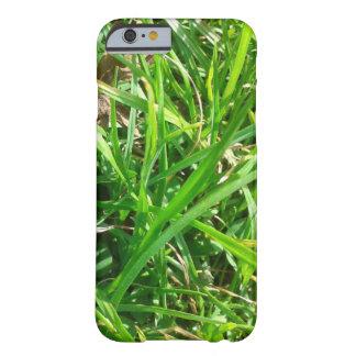 Coque iPhone 6 Barely There Cas de téléphone d'herbe