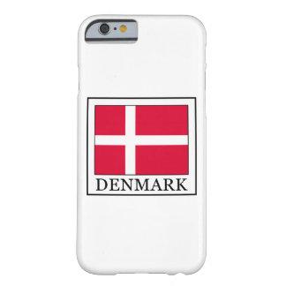 Coque iPhone 6 Barely There Cas de téléphone du Danemark