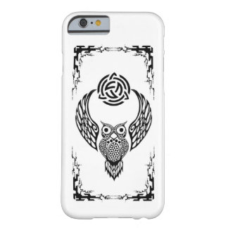 Coque iPhone 6 Barely There Cas d'OwlAleph