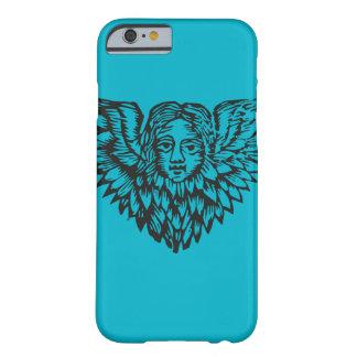 Coque iPhone 6 Barely There Cas du 17ème siècle déplaisant de téléphone d'ange