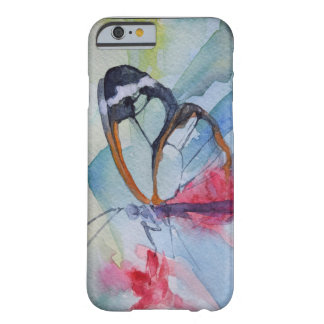 Coque iPhone 6 Barely There Cas du papillon 10