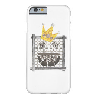 Coque iPhone 6 Barely There Cas du Roi Sudoku IPhone 6/S6