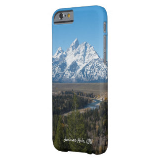 Coque iPhone 6 Barely There Cas grand de téléphone de Teton