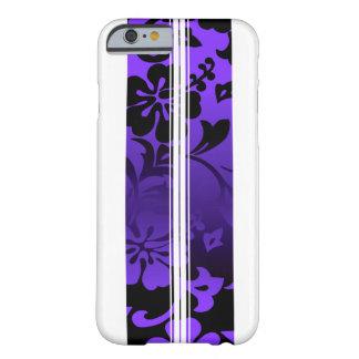 Coque iPhone 6 Barely There Cas hawaïen de l'iPhone 6 de planche de surf de