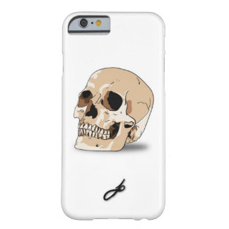 Coque iPhone 6 Barely There Cas minimal d'IPhone 6/6s de crâne