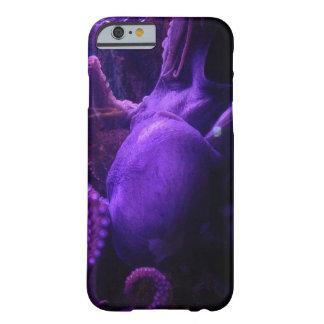 Coque iPhone 6 Barely There Cas Pacifique géant de téléphone de poulpe