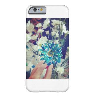 Coque iPhone 6 Barely There Cas peint de téléphone de marguerite