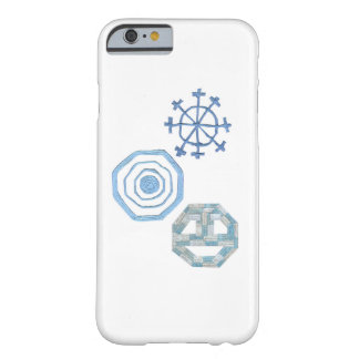 Coque iPhone 6 Barely There Cas spécial d'IPhone 6/6s de flocon de neige