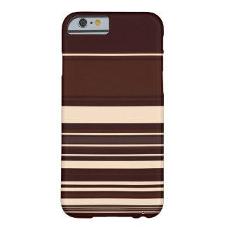 Coque iPhone 6 Barely There Cas unique de l'iPhone 6 de ruban d'amants de