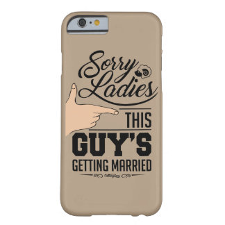 Coque iPhone 6 Barely There Ce type se mariant ! Phonecase