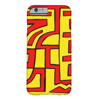Coque iPhone 6 Barely There Chercher naturel ardent déterminé