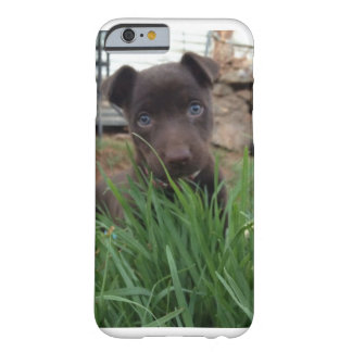 Coque iPhone 6 Barely There Chiot mignon Ariel