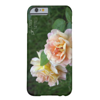 Coque iPhone 6 Barely There Choisissez le bonheur