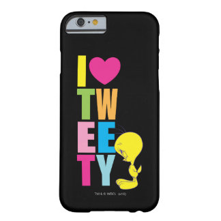 Coque iPhone 6 Barely There Coeur Tweety de Tweety I