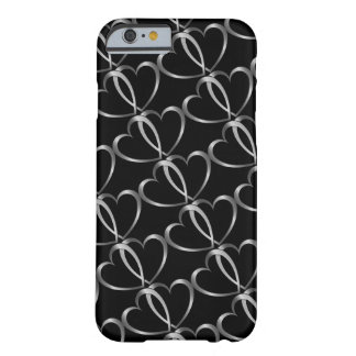 Coque iPhone 6 Barely There Coeurs d'amour
