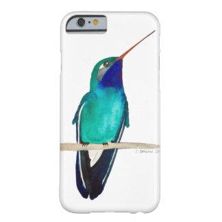 Coque iPhone 6 Barely There colibri Large-affiché été perché