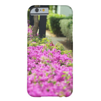 Coque iPhone 6 Barely There collection florale. La Chypre