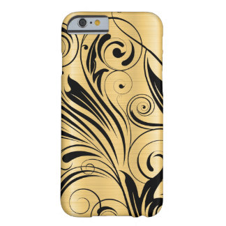 Coque iPhone 6 Barely There Conception florale chique