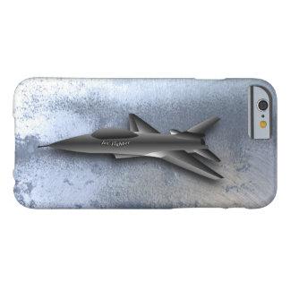 Coque iPhone 6 Barely There Conception supersonique de Jet-Combattant de