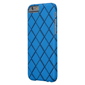 Coque iPhone 6 Barely There Copie bleue de diamant