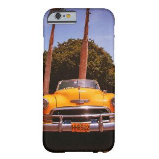 Coque iPhone 6 Barely There Copie vintage extraordinaire de voiture de La