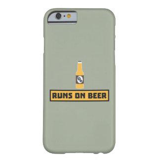 Coque iPhone 6 Barely There Courses sur la bière Zmk10