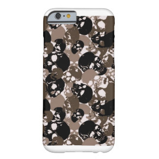 Coque iPhone 6 Barely There Crâne