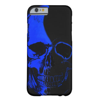 Coque iPhone 6 Barely There Crâne Couche color