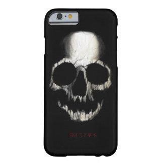 Coque iPhone 6 Barely There Crâne par le bosyak