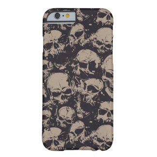 Coque iPhone 6 Barely There crânes