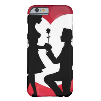 Coque iPhone 6 Barely There Cru : Saint-Valentin -