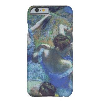 Coque iPhone 6 Barely There Danseurs de bleu d'Edgar Degas |, c.1899