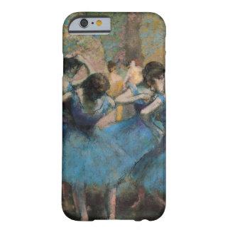 Coque iPhone 6 Barely There Danseurs d'Edgar Degas | dans le bleu, 1890