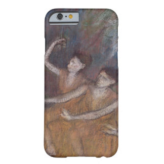 Coque iPhone 6 Barely There Danseuses d'Edgar Degas | Trois