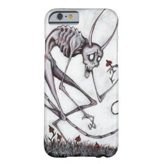 Coque iPhone 6 Barely There Démon mignon avec le cas acrylique de téléphone de