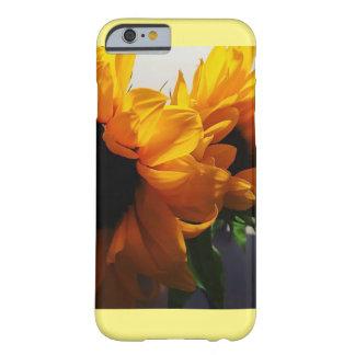 Coque iPhone 6 Barely There Dépendance de tournesol