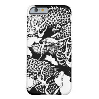 Coque iPhone 6 Barely There Dragon japonais