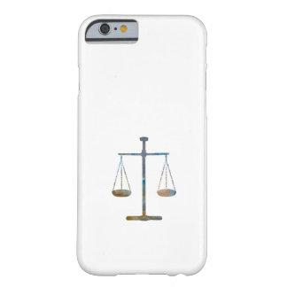 Coque iPhone 6 Barely There Échelles de justice