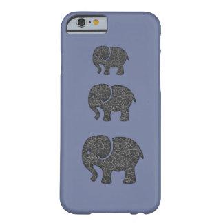 Coque iPhone 6 Barely There Éléphant girly mignon gai adorable