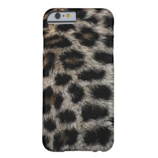 Coque iPhone 6 Barely There Empreinte de léopard