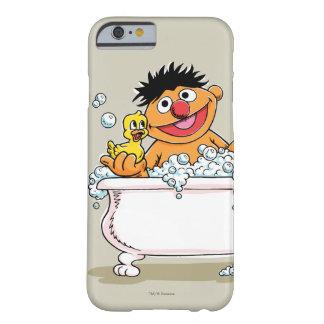 Coque iPhone 6 Barely There Ernie vintage dans la baignoire