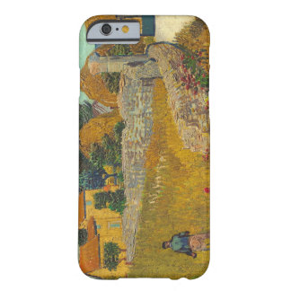 Coque iPhone 6 Barely There Ferme de Vincent van Gogh | en Provence, 1888